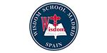 Logo Wisdom School Madrid